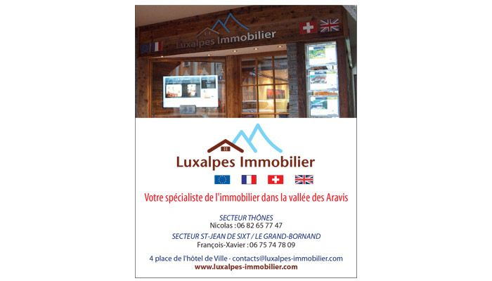 Luxalpes Immobilier
