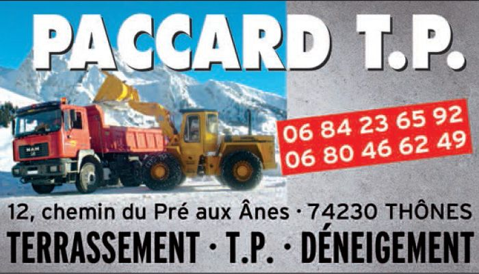 PACCARD T.P.